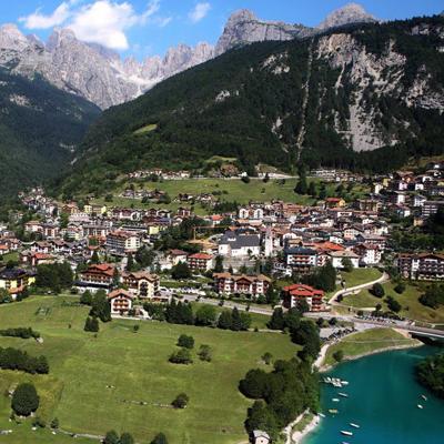 Itálie-Monte Bondone-Letní dovolená se sportovním a animačním programem